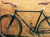 Foffa bike racing green M/55cm