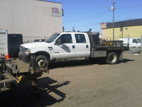 2004 Ford F-450 One Ton Truck
