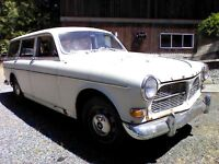 Volvo 122s amazon wagon for parts