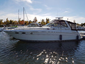 1999 Sea Ray 380 Sundancer with over 50KCAD in updates
