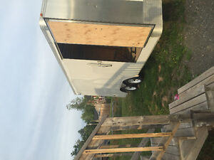 16x8x8 enclosed trailer