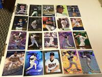 Baseball insert cards- lot of 20