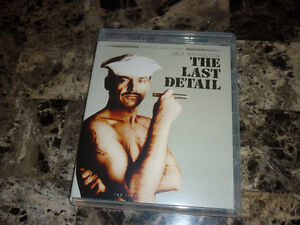 THE LAST DETAIL - BLU-RAY JACK NICHOLSON