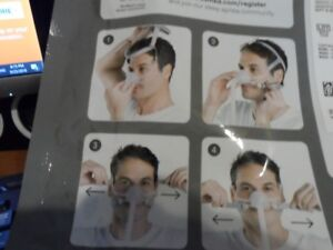 new condition ResMed AirFit10 nasal mask for sleep apnea machine