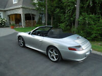 2003 Porsche 911 Cabriolet
