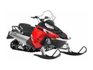 2018 Polaris Voyageur 550 FAN 144 Electric 1.35 Cobra