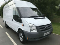 2010 60 FORD TRANSIT 350 LWB JUMBO 2.4TDCi DURATORQ NO VAT ANY UK DELIVERY
