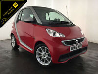 2012 SMART FORTWO PASSION MHD AUTO COUPE SERVICE HISTORY FINANCE PX WELCOME