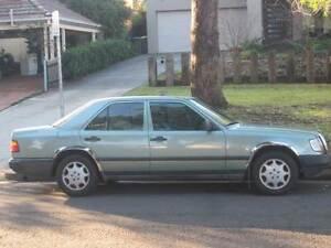 1987 Mercedes-Benz 300 Sedan Lane Cove Lane Cove Area Preview