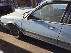 1989 Oldsmobile Cutlass Ciera Other