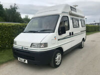 Fiat Bessacarr E370 Camper van 1.9TD FSH 80400 Miles **SORRY NOW SOLD**