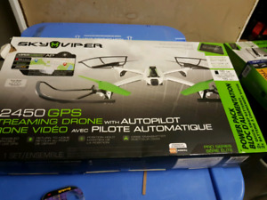 Sky viper video drone v2450gps