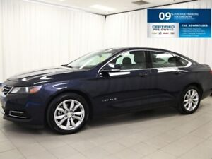 2018 Chevrolet Impala LT - Alloys, Moonroof, Bluetooth and 0% IN