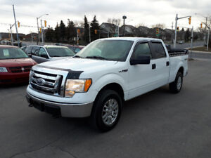 2010 Ford F-150 SuperCrew XLT 4X4 Pickup Truck CLEAN CAR PROOF