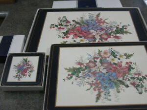 Placemats by Pimpernel/England