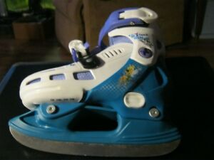 CHILD  ADJUSTABLE  SKATE