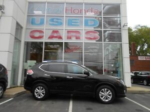 2014 NISSAN ROGUE SV POWER MOON ROOF