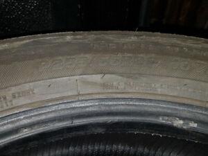 4 x pneu brigstone duler 255/65r20