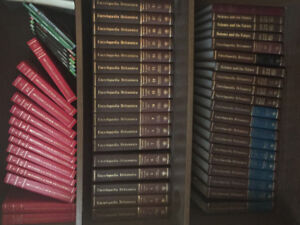 Britannica encyclopedias
