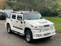 FRESH IMPORT 2009 HUMMER H2 6.0 PETROL AUTO SHOW SUT PICKUP REAL HEAD TURNER