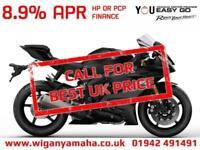 YAMAHA YZF-R6 2018 MODEL IN YAMAHA BLUE OR TECH BLACK, CALL US FOR BEST UK DEALS