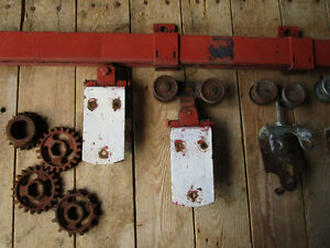 Reclaimed barn wood products