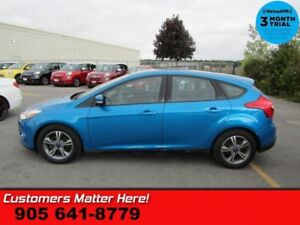 2014 Ford Focus SE  HEATED SEATS BLUETOOTH ALLOYS AUTO
