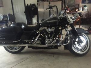 2006 ROAD KING CUSTOM FLHRSI