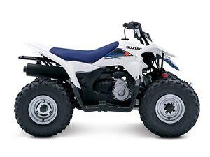 2014 Suzuki LT-Z90L4 QuadSport Z90