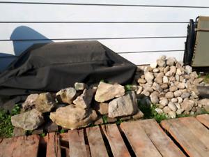Natural stone / river rock