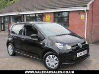 2014 14 VOLKSWAGEN UP 1.0 MOVE UP BLUEMOTION TECHNOLOGY 5DR (POUND;0 TAX)