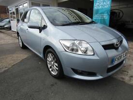 Toyota Auris 1.6 VVT-i T3 - Brilliant Azure Blue - Brand New MOT Low Mileage