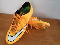 Nike Mercurial Football Boots UK 9
