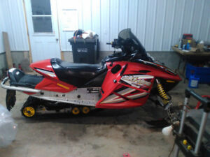 2005 mxz adrenaline package 600 high output