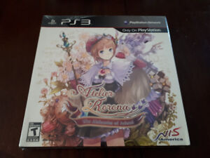 Atelier Rorona Limited Edition Sealed PS3