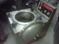 "pressure cooker bar b q smoker ""smokaroma"""