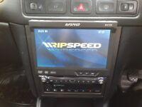 Rip speed cd DVD player vw