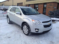 2011 Chevrolet Equinox LT AWD 2.4L ONLY 55,350KM Rearview CAMERA