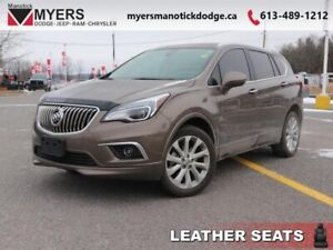 2018 Buick Envision Premium  - Leather Seats -  Heated Seats - $
