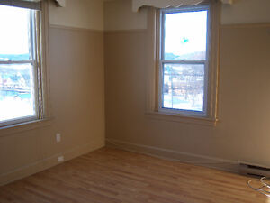 Large two bedroom apartment in Campbellton available August 1.