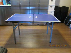 Table de ping pong junior