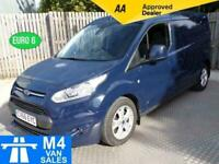 2016 Ford Transit Connect Transit Connect Limited Panel Van 1.5 Powershift Diese