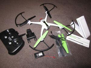 Sky Viper V2450 GPS Streaming Video Drone, Autopilot - Open Box
