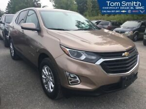 2018 Chevrolet Equinox LT   Infotainment Plus Package, Power Lif