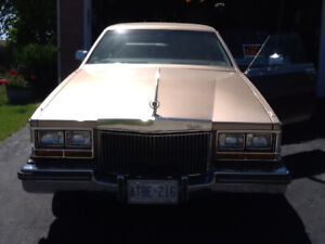 Collector's Classic Cadillac - Beauty