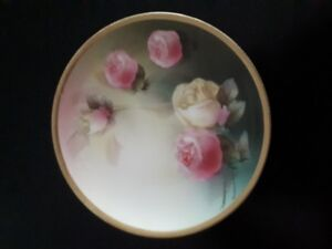 Antique RS Germany Collector Plate 1910-1945