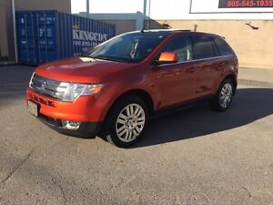2008 Ford Edge Limited AWD , Panoramic sunroof, Bluetooth