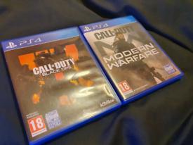 07516128848 Call of Duty Modern Warfare and Blacks Ops 3