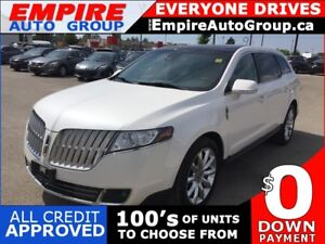 2012 LINCOLN MKT AWD * LEATHER * NAV * REAR CAM * PANO SUNROOF *