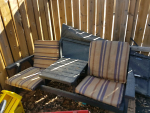 Great Wooden Patio Furniture